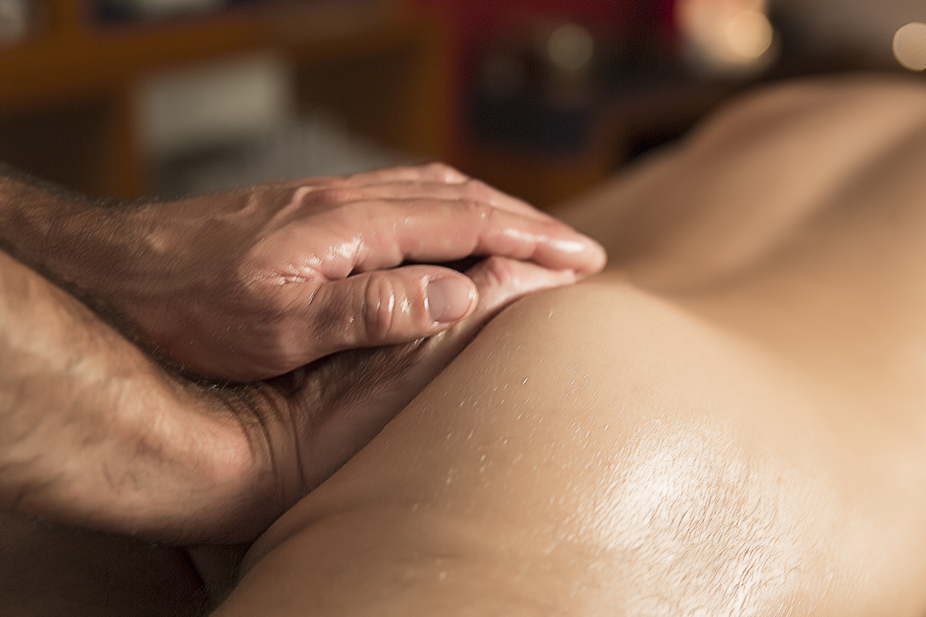 Massatge anal terapeutic