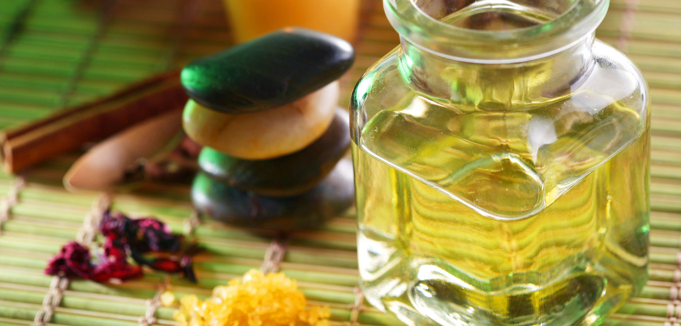 Aceite para masaje